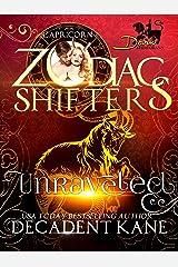 Unraveled: A Zodiac Shifters Paranormal Romance: Capricorn (Dark Khimairans Book 2) Kindle Edition