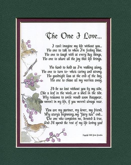 Girlfriend poems to boyfriend