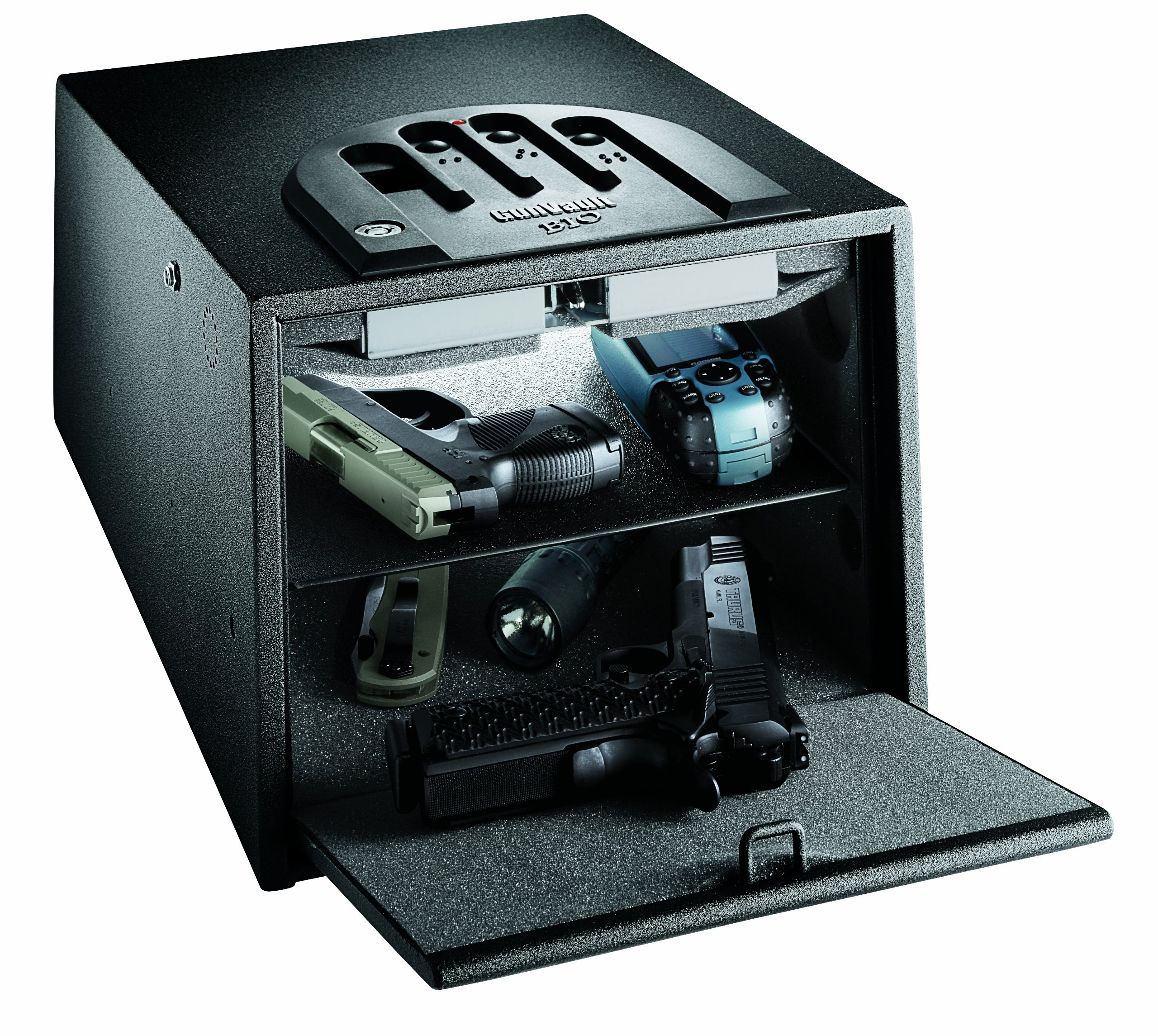 Gunvault GVB2000 Multi Vault Biometric Gun Safe