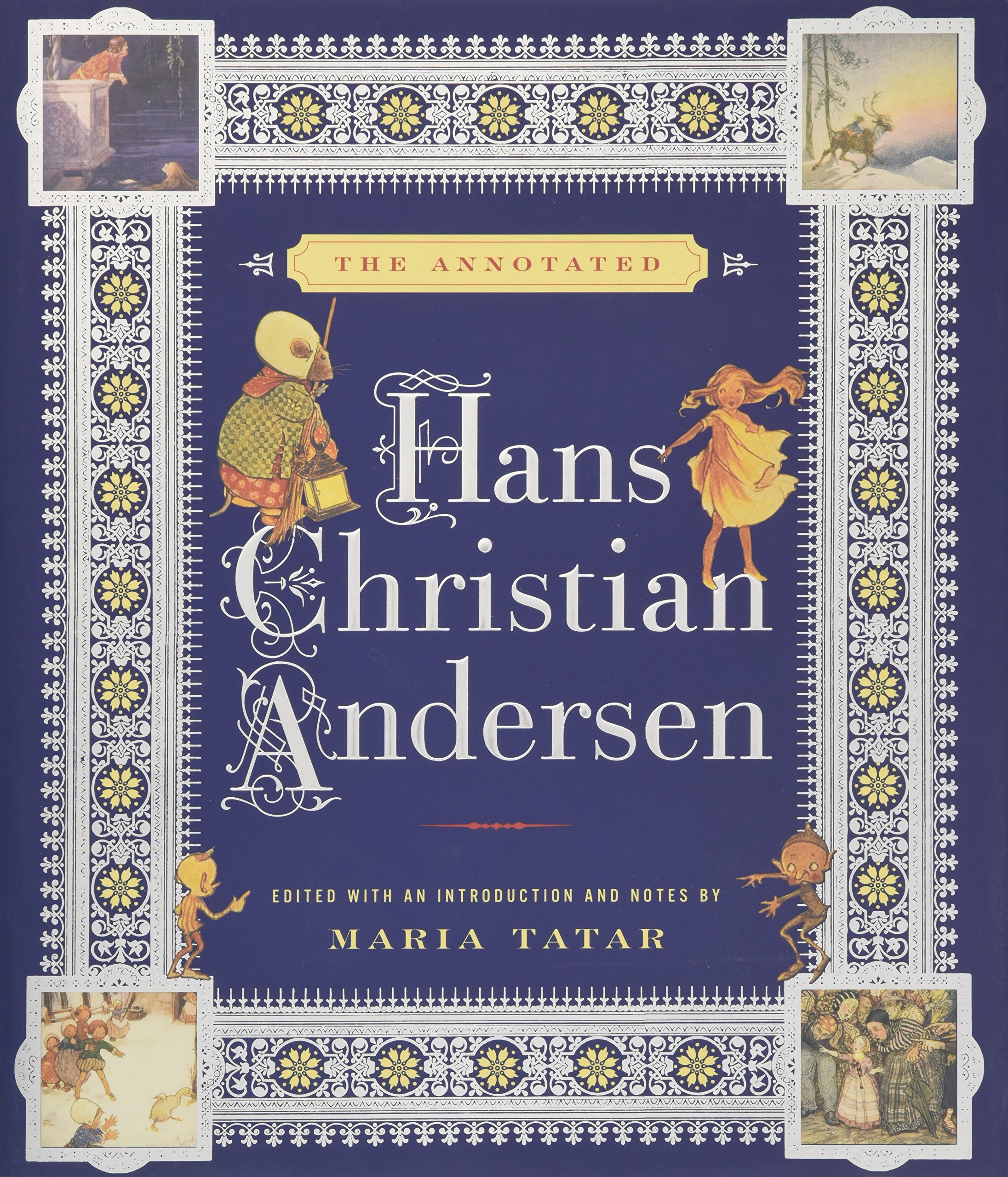 Image result for The annotated Hans Christian Andersen