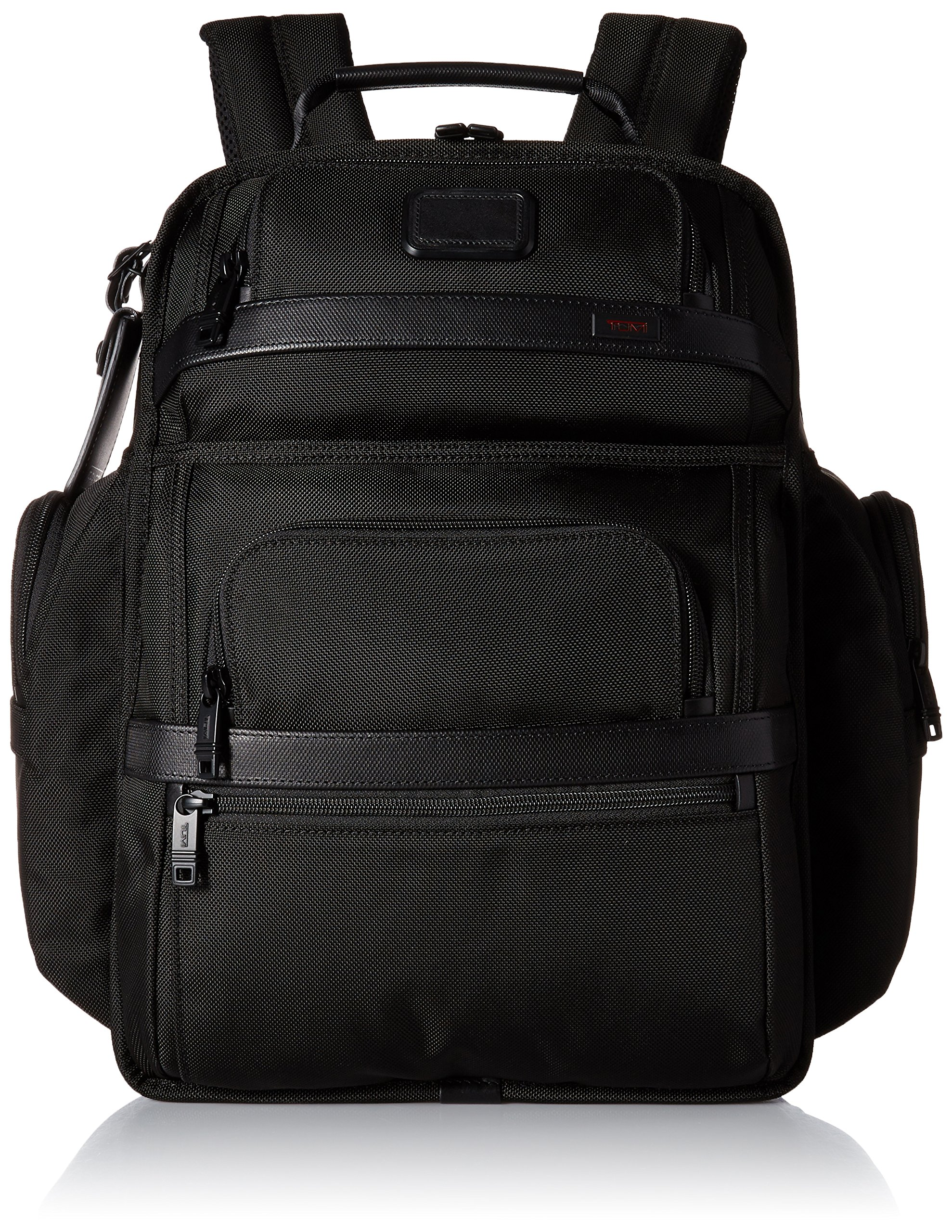 Tumi Alpha 2 T-Pass Business Class Brief Pack, Black, One Size