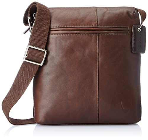 Hidesign Leather Tan Sling Bag (FITCH 04  GG 9007-04)  Amazon.in  Shoes    Handbags 3d957931a711a
