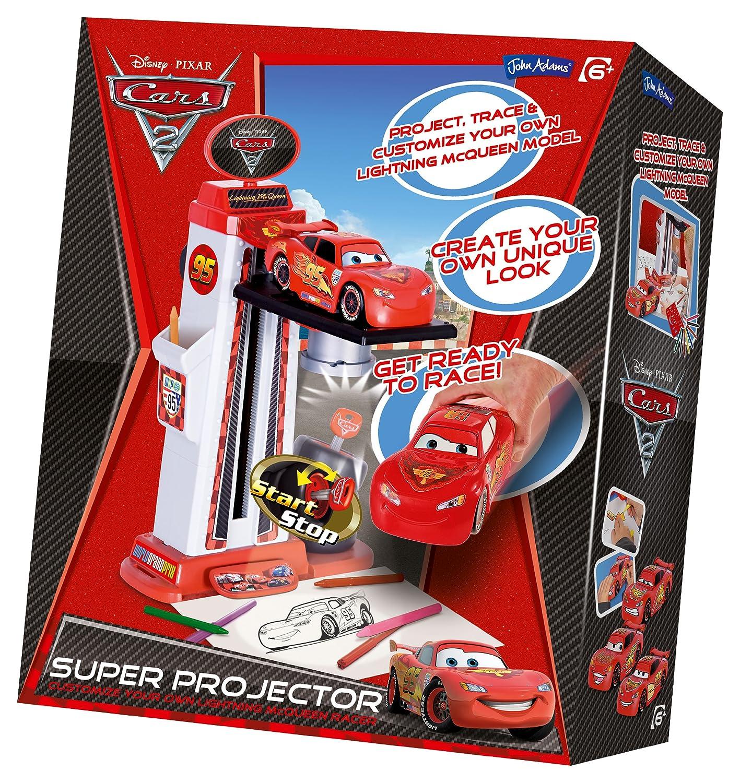 Toy Brokers John Adams 9451 Disney Cars 2 - Proyector en 3D ...