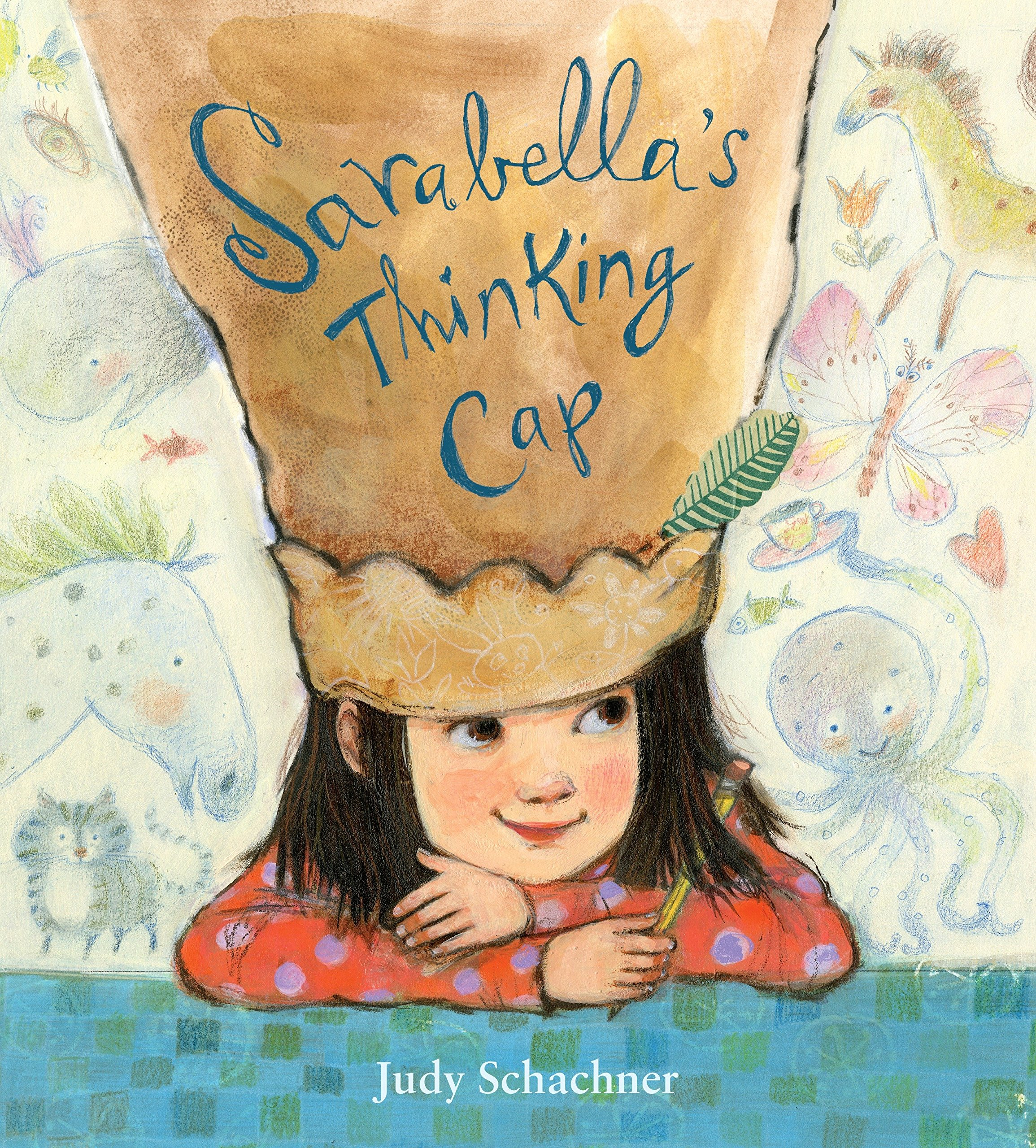 Image result for sarabella's thinking cap