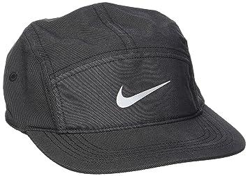 Nike AW84 CAP Adjustable Black Reflective Silver 5c625621b95