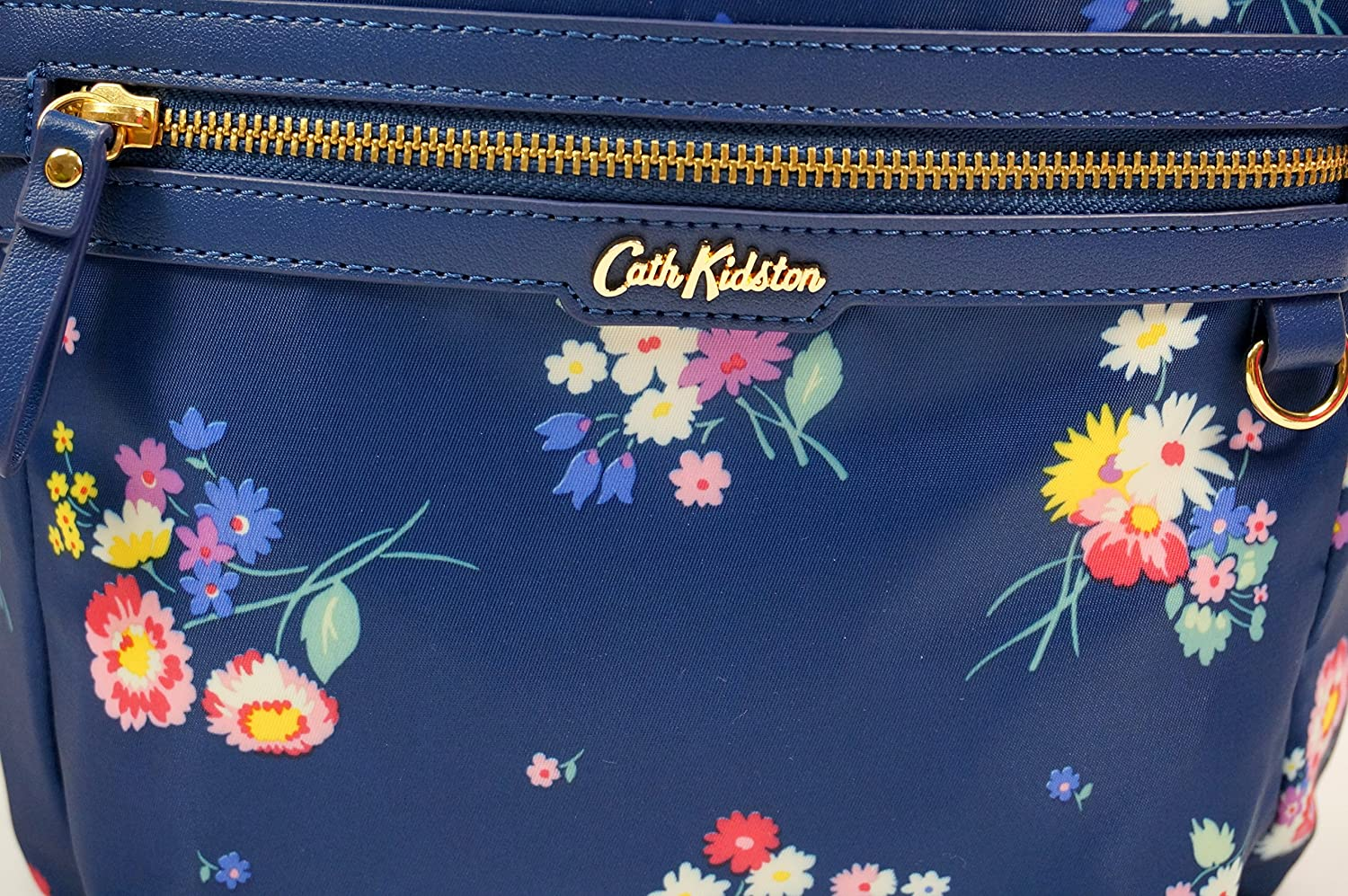 22362b66fb Cath Kidston Aster Backpack Busby Bunch Floral Navy  Amazon.co.uk  Luggage