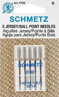 SCHMETZ Sewing Machine needles JERSEY 130//705 H-SUK NM 80//12 5 pieces by Schmetz