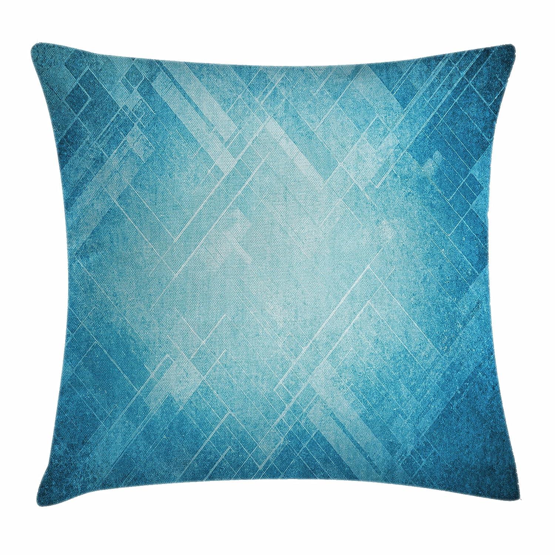 Light Blue Accent Pillows Funkie