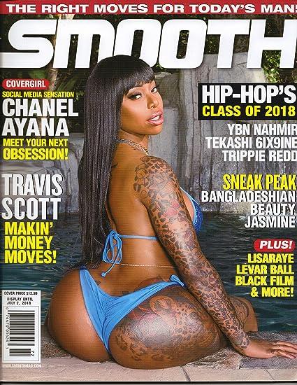 Smooth magazine diaz ayisha