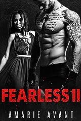 Fearless II: MMA Sport & Russian Mafia Romance (Resnov Bratva Book 2) Kindle Edition
