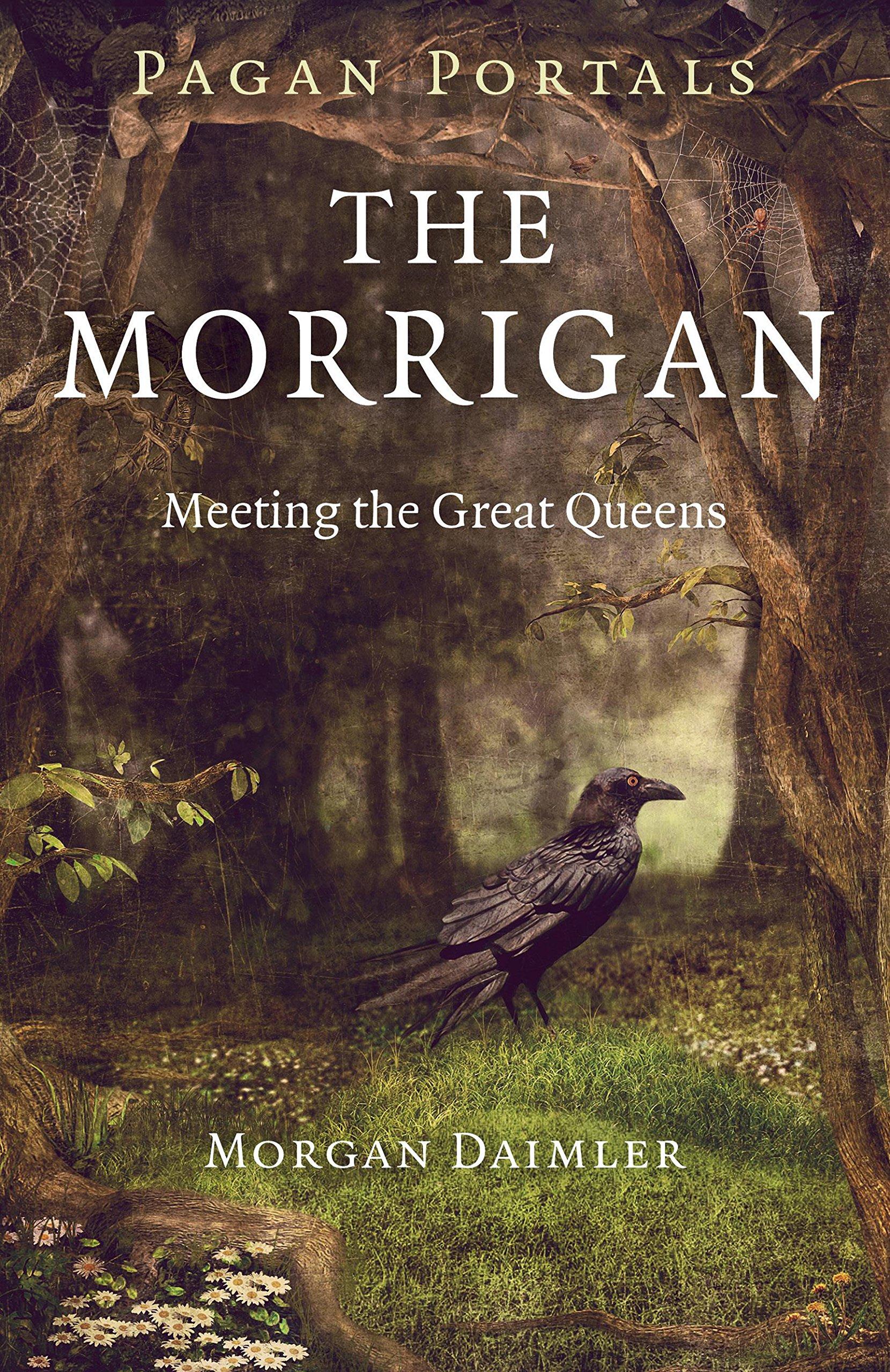 Pagan Portals   The Morrigan  Meeting The Great Queens