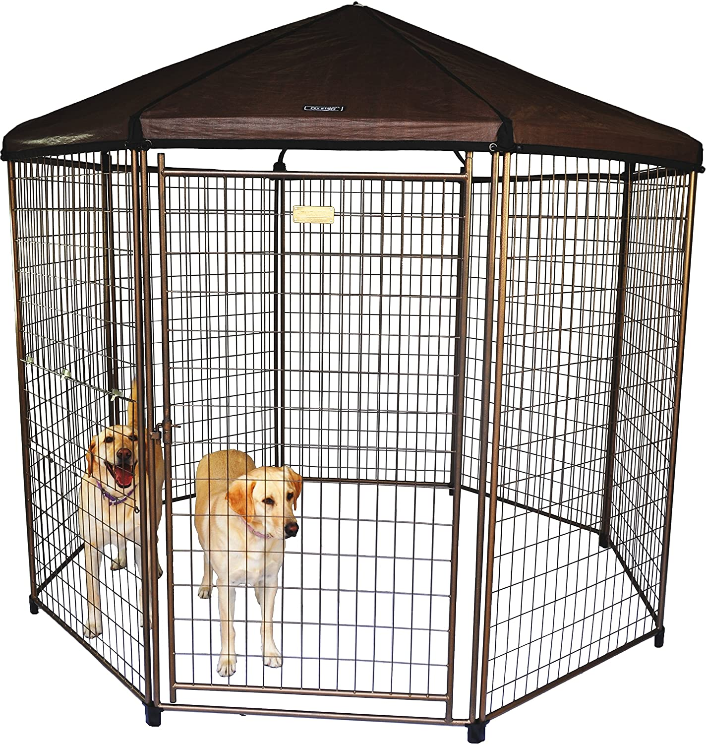 Since finding the right dog crate is vital to your pet's well-being, we  offer a variety of crate materials and sizes to suit your pup's needs.