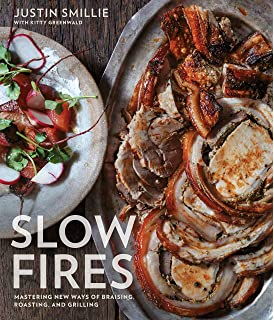 Manly food simon cave beth evans 9781849497312 amazon books slow fires mastering new ways to braise roast and grill forumfinder Gallery