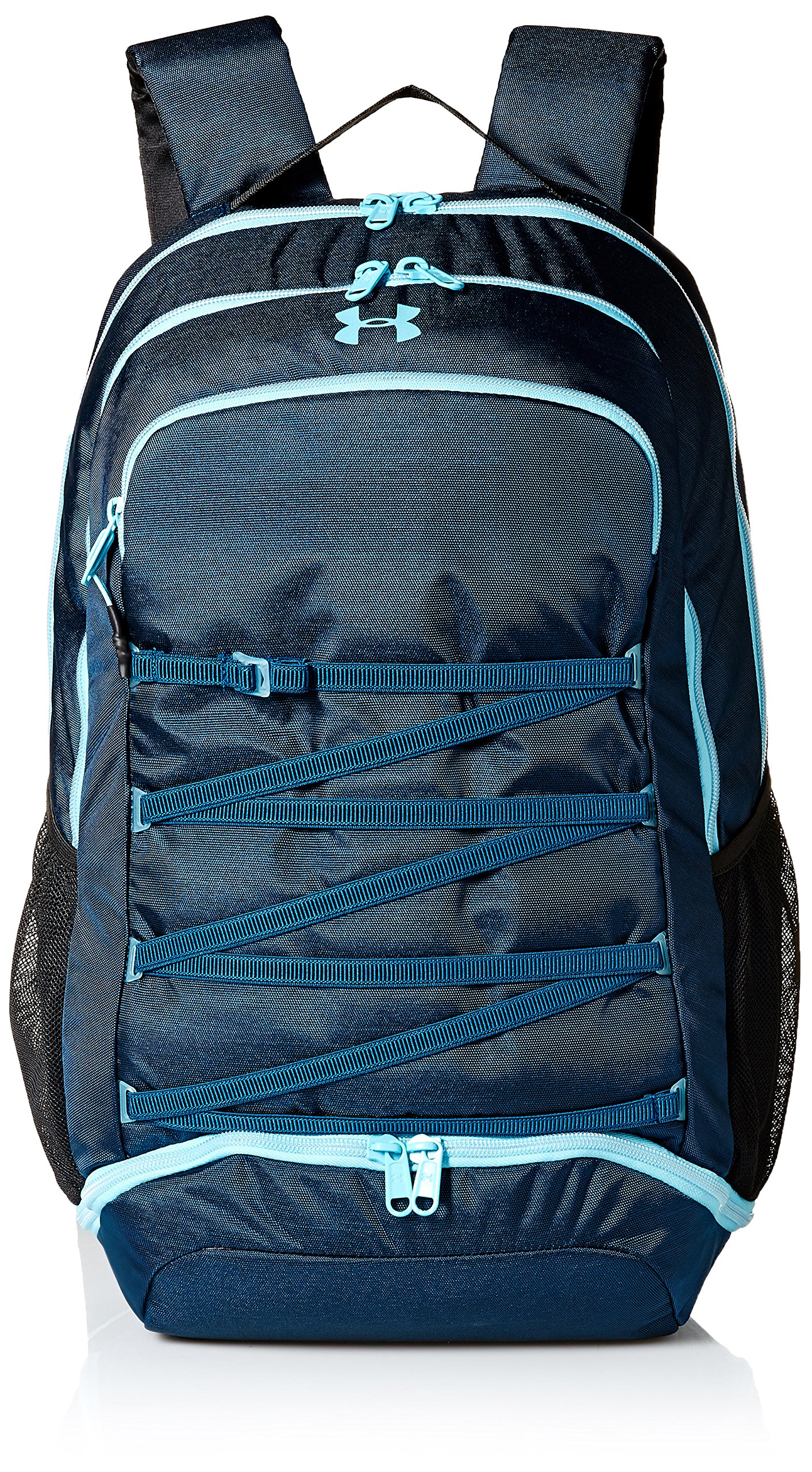 Under Armour Womens Tempo Backpack, Techno Teal (489)/Venetian Blue, One Size