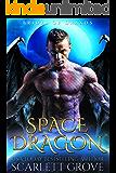 Space Dragon (Alien Dragon Shifter Romance) (Brides of Draxos Book 2)