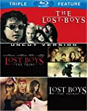 Lost Boys/Lost Boys: the Tribe/Lost Boys: the Thir [Blu-ray] [Import]
