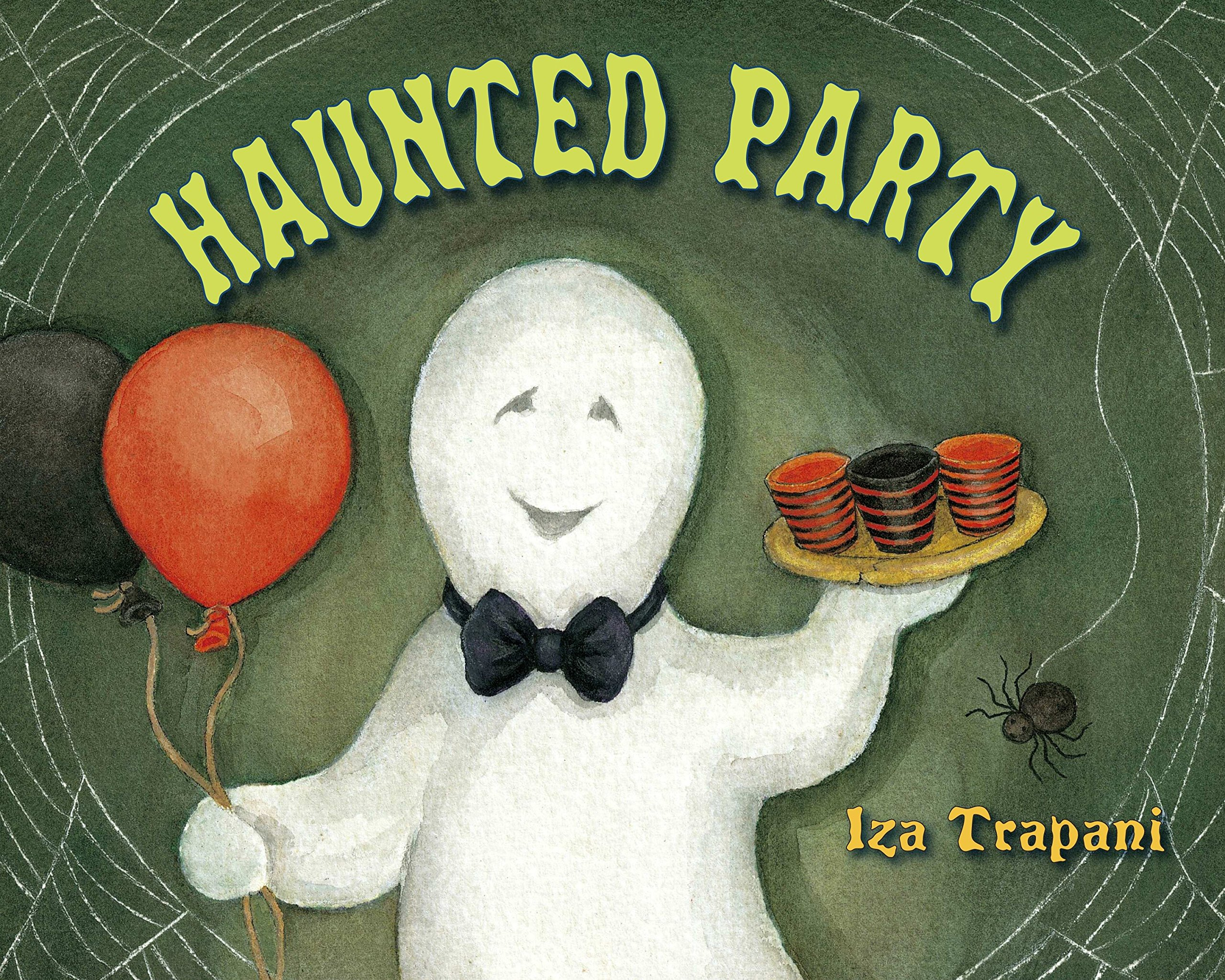 Haunted Party pdf epub