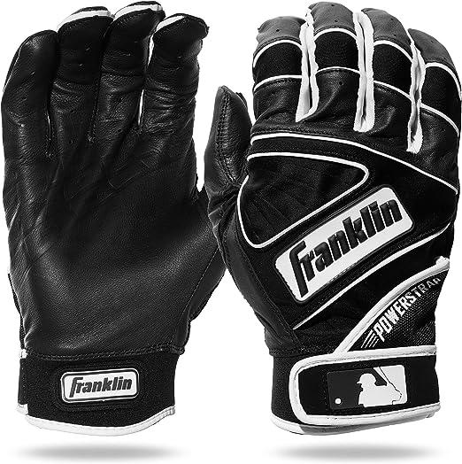 Franklin Digitek Batting Gloves NWT Youth Size Large Top Grade Leather Baseball