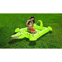 Poolmaster Piscina Inflable con Spray de cocodrilo para niños