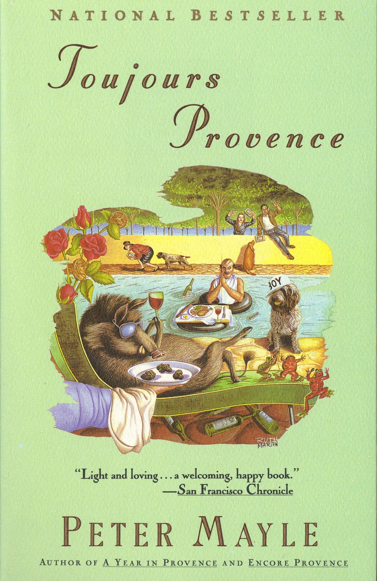 Toujours Provence ebook