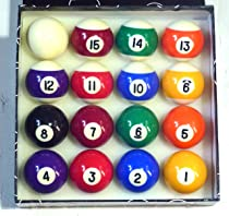 PowerGlide Pool Balls 2 57151