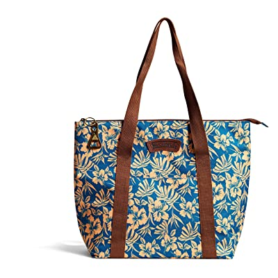 Margaritaville Womens Girls Insulated Chill Travel Tote for Food and Drinks (See More Colors and Designs)
