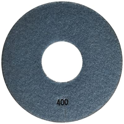 Toolocity 7PDR0400 7-Inch Rigid Diamond Polishing Pads, 400 Grit: Home Improvement