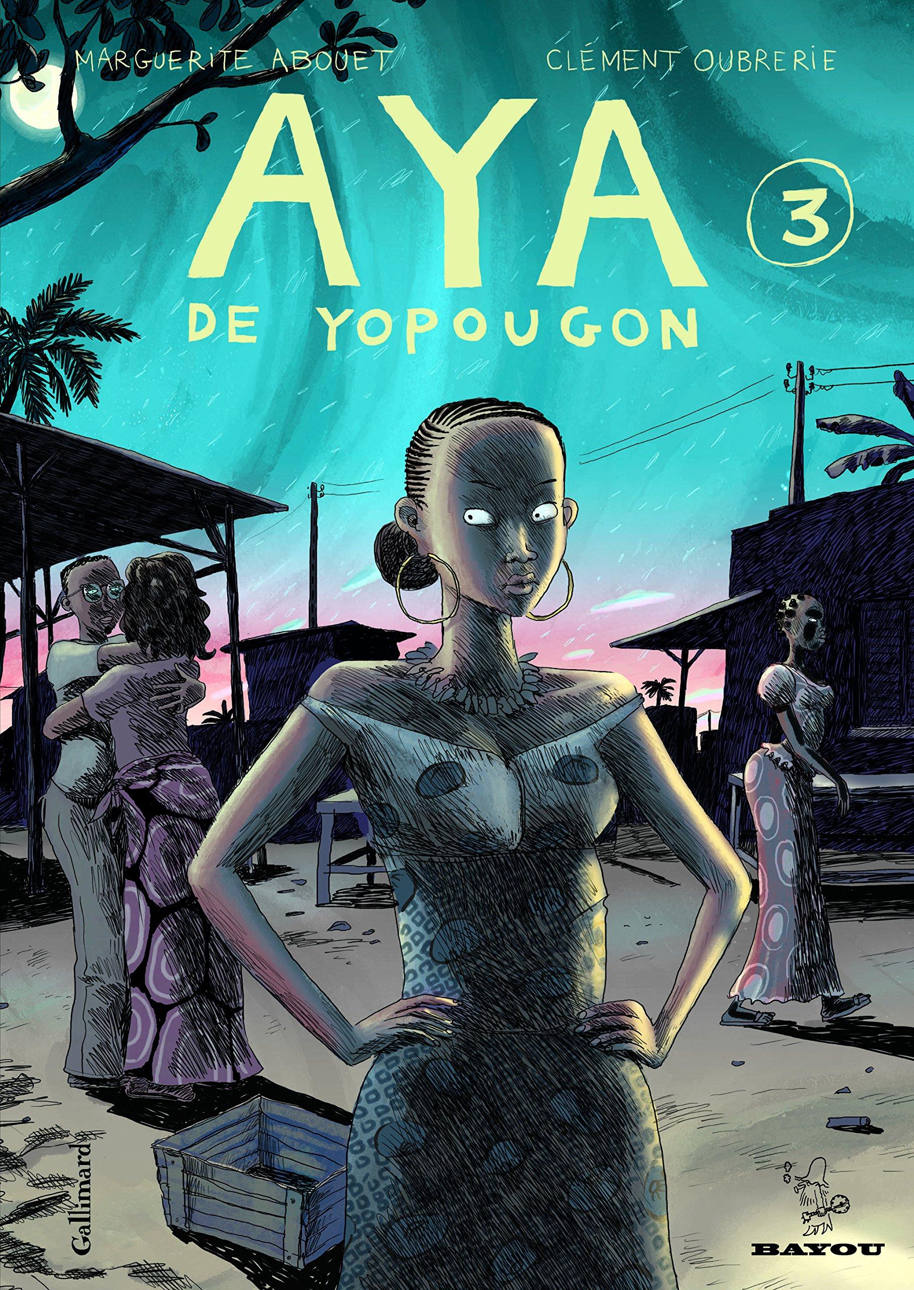 Aya De Yopougon (French Edition) ebook