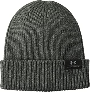 aab379714a6 Amazon.com  Under Armour Men s Truck Stop Beanie  Clothing