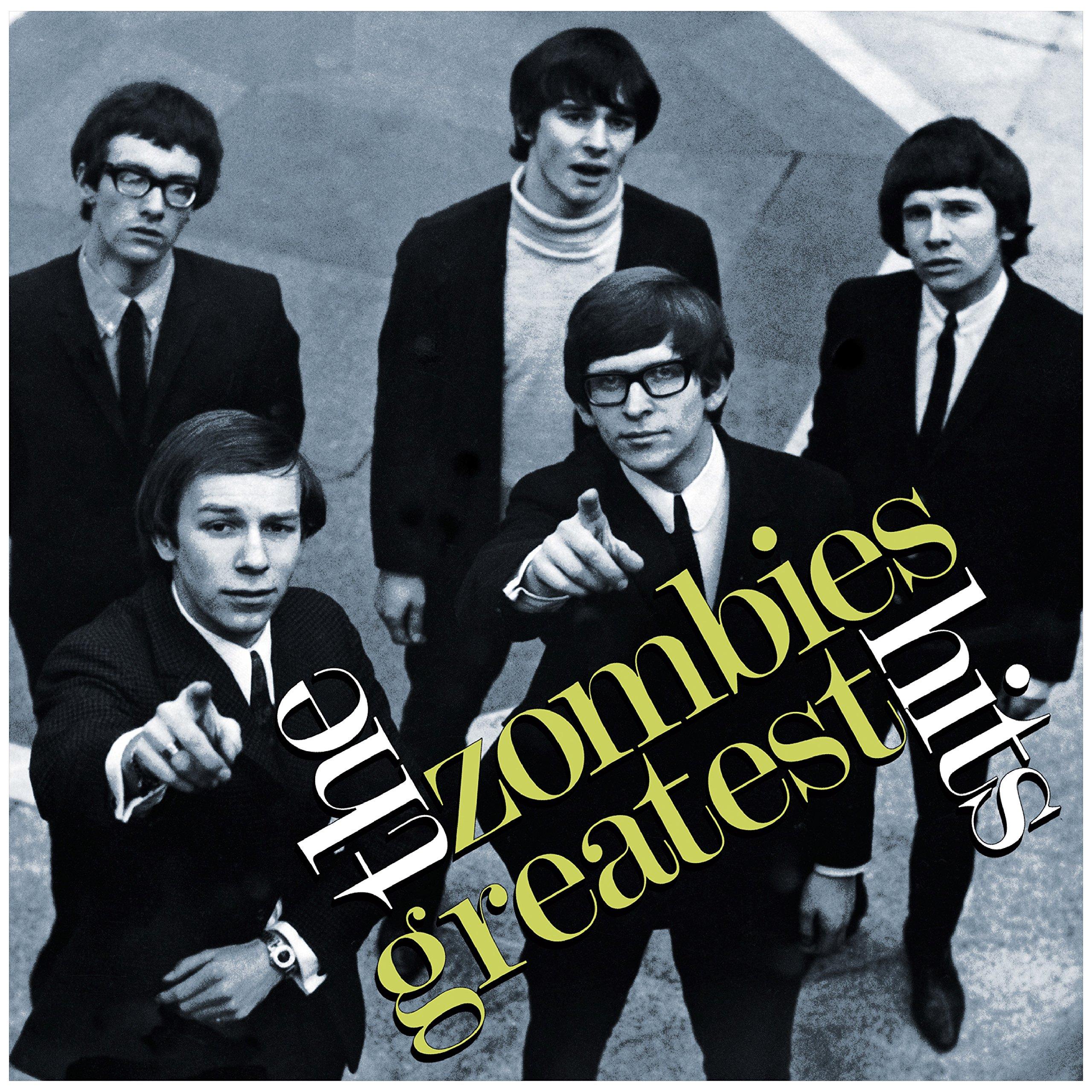 Vinilo : The Zombies - Greatest Hits (LP Vinyl)