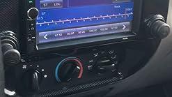 Lautsprecher Einbauset Ringe Adapter f/ür Ford Focus DAW DFW DNW 10//1998-10//2004 165mm