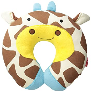 3504112765 Amazon.com  Skip Hop Zoo Little Kid and Toddler Travel Neck Rest ...
