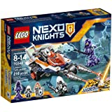 LEGO NEXO KNIGHTS Lance's Twin Jouster 70348 Fun Toy for Boys and Girls