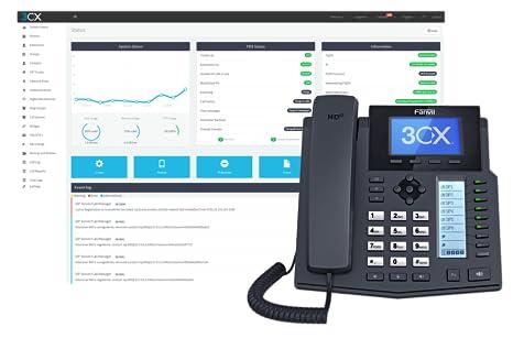 Amazon com: 3CX IP PBX - software phone system [Online Code