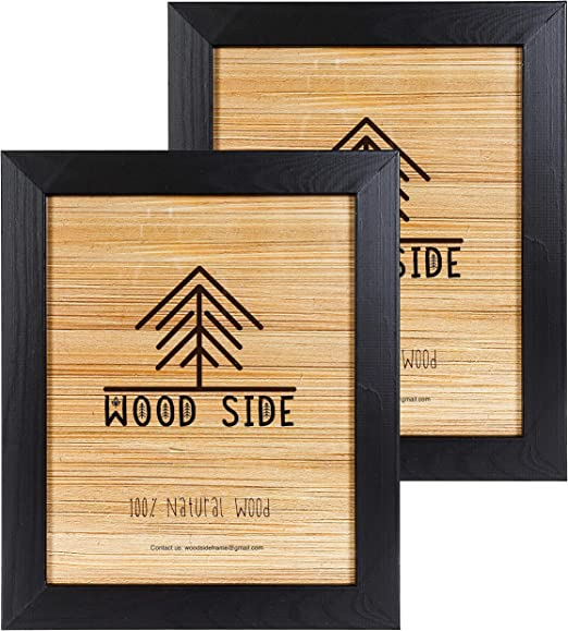 8x10 Timber Barnwood Picture Frame Series
