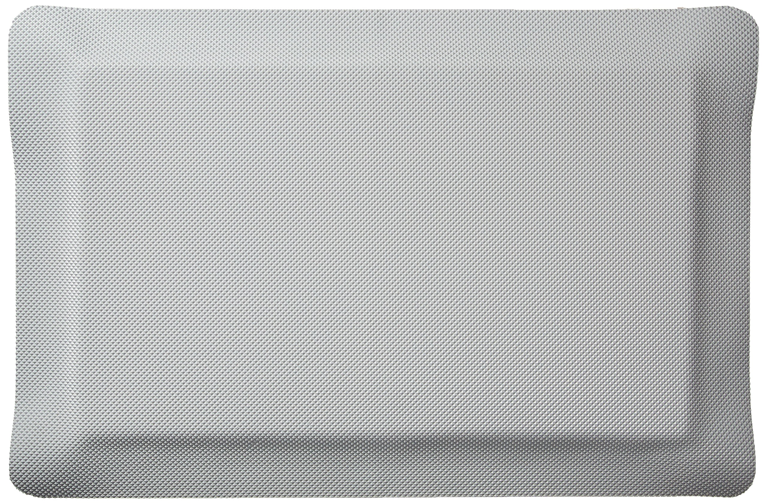 Rhino Mats PMA-2436DSW Pyra-Mat Anti Fatigue Mat, 2' Width x 3' Length x 7/8'' Thickness, White