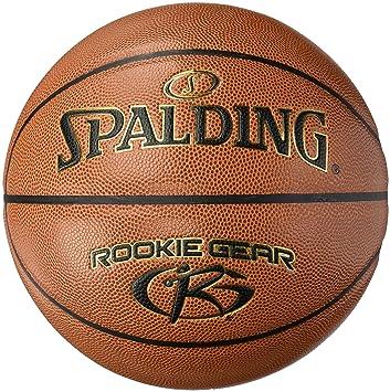 Spalding NBA Rookie Gear 74-944Z Balón de Baloncesto, Unisex Niños, Naranja,