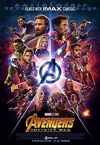 Avengers Infinity War Movie Poster Limited Print Photo Chris Hemsworth Chris Pratt Chris Evans Tom Hiddleston Robert Downey Jr. Zoe Saldana Scarlett Johansson Size 27x40 #1