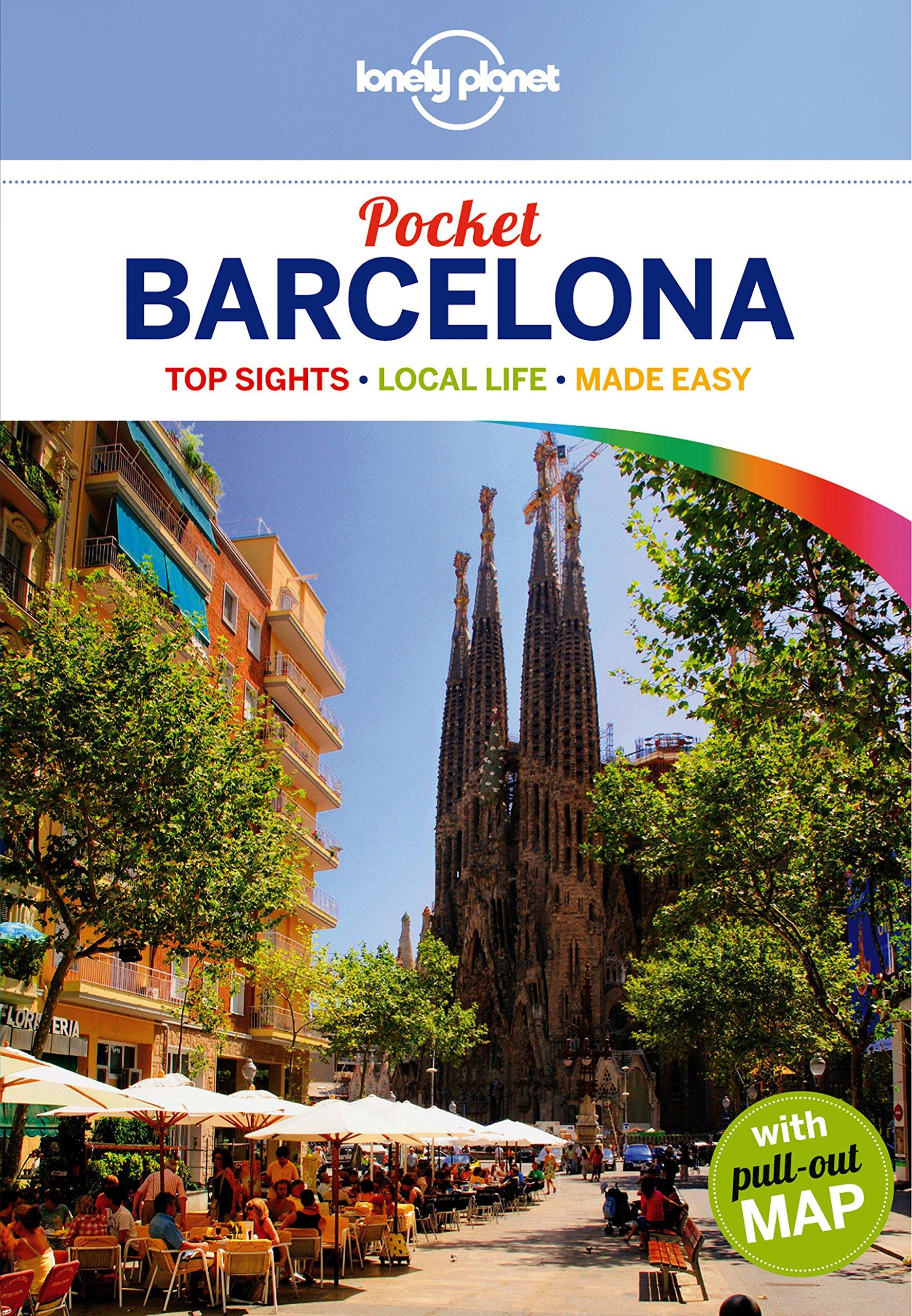 Lonely Planet Pocket Barcelona (Pocket Guides)