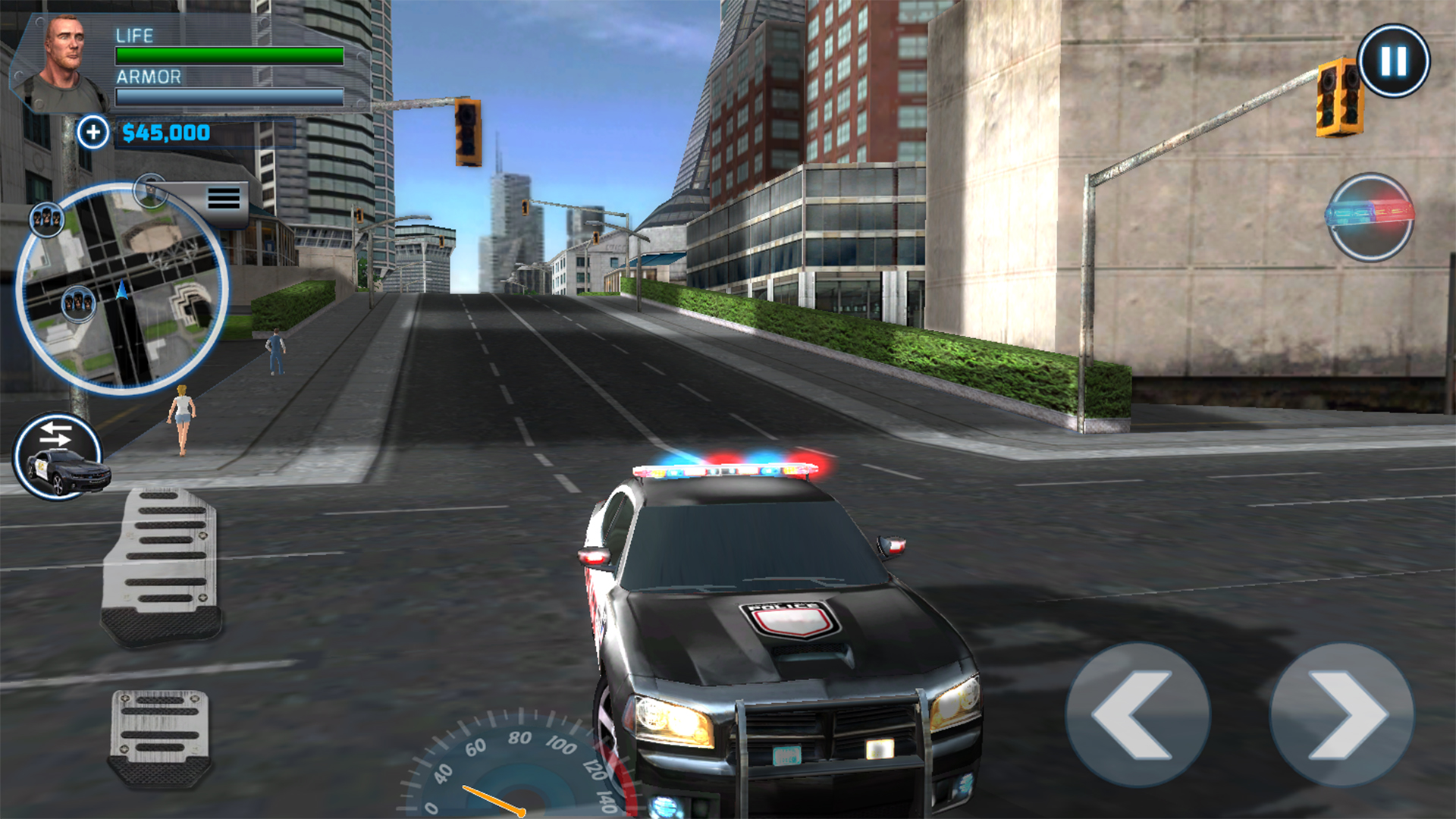 Polece Car Driving Games