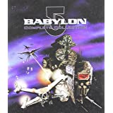 Babylon 5: The Complete Collection Series -  Includes Bonus 5 Movie Set and Crusade Collection