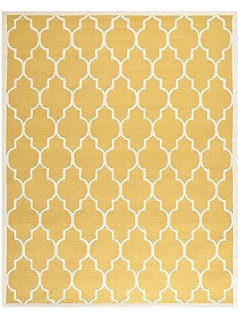 Safavieh Teppiche Moderner Designer Teppich Cambridge Gelb 240x300