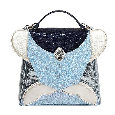 Danielle Nicole Disney Cinderella Dress Satchel  Handbags  Amazon.com 8003d2a46fbde