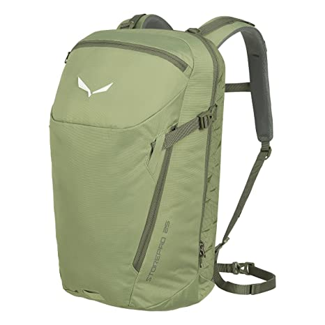 SALEWA Storepad 25 BP, Mochila Unisex Adulto, Verde (Oil Green), 24x36x45