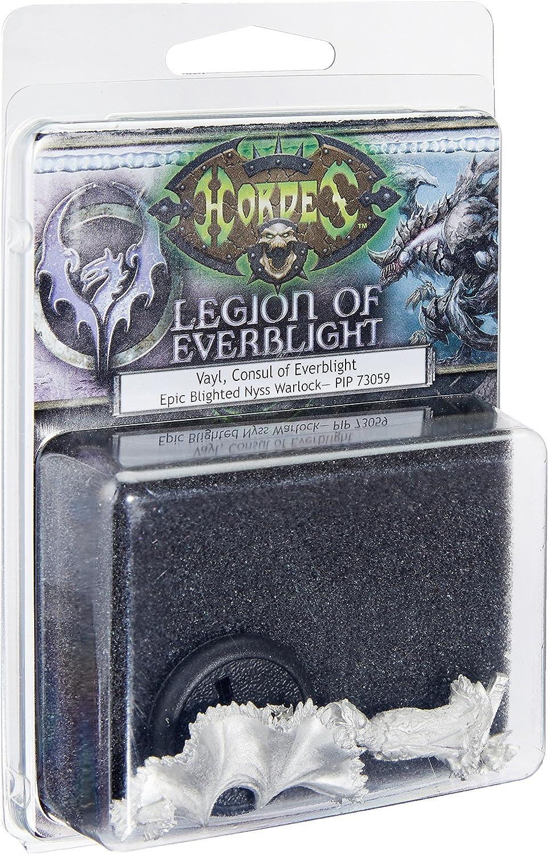 Privateer Press Hordes Epic Warlock Vayl Model Kit PIP73059 Legion