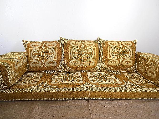 Oriental Seating Sofa,arabic Floor Sofa,arabic Sofa,arabic Furniture,floor  Seating