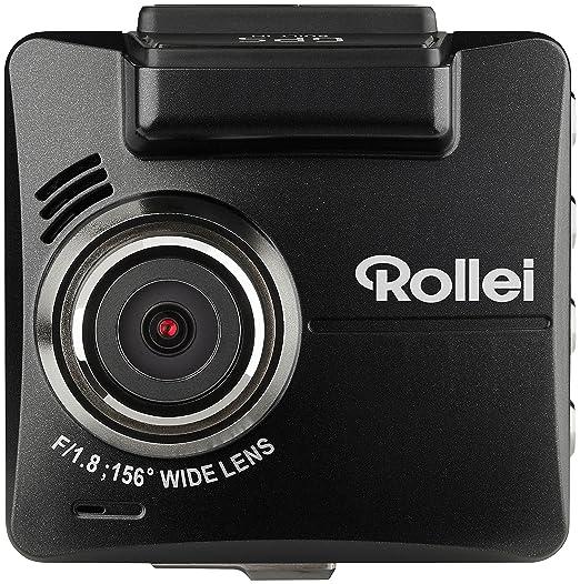 1 opinioni per Rollei CarDVR-318- Videocamera per auto (Dash Cam) GPS ad alta risoluzione,