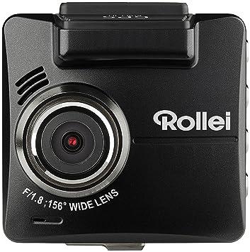 Rollei CarDVR-318 - Cámara de auto (Dashcam) de alta resolución con GPS