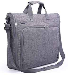 Magictodoor Anti-Gravity Carry On Garment Bag for Travel   Business ... 82f0f01aa0517