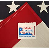 American Flag US Flag - 100% Made in USA - 3x5 FT American Flags / USA Flag / Office Flags / Tough American Flag Banner for Outside / Amercan Flag / American Flgs / US Flags / American Flag 3x5
